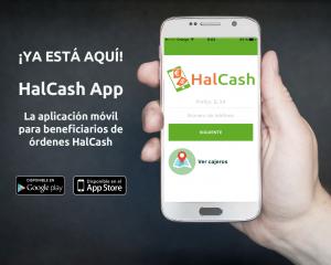 Ya está aquí: HalCash App.