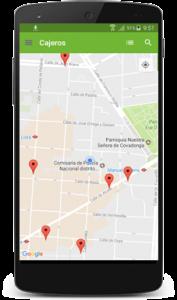 Hal app halcash for Buscador de cajeros