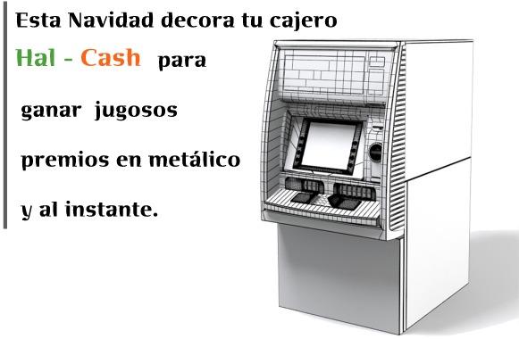 Concurso Navidad Hal-Cash