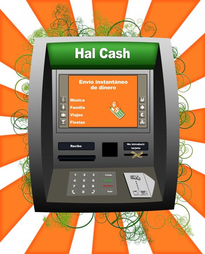 Imagen primer premio del concurso de navidad Hal-Cash