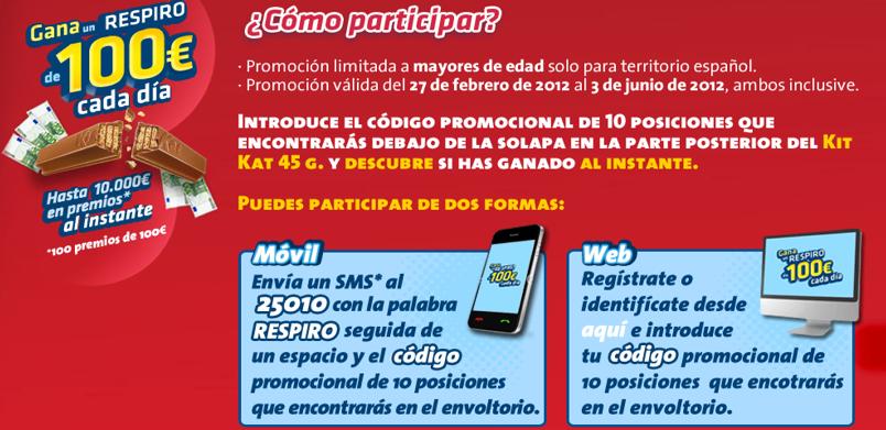 Concurso KitKat Play 2012